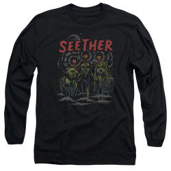 Image for Seether Long Sleeve T-Shirt - Mind Control