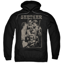 Image for Seether Hoodie - Happy Family