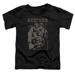 Image for Seether Toddler T-Shirt - Happy Family
