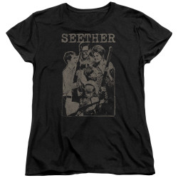 Image for Seether Woman's T-Shirt - Happy Family