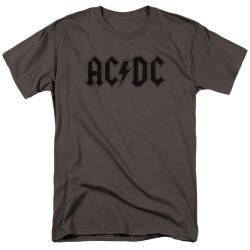 Image for AC/DC T-Shirt - Worn Logo