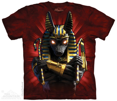 Image for The Mountain T-Shirt - Anubis Soldier
