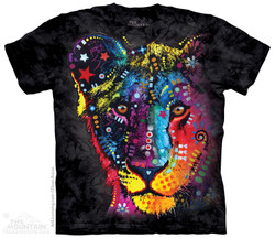 Image for The Mountain T-Shirt - Russo Lion