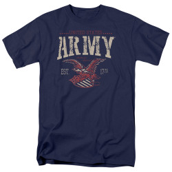 Image for U.S. Army T-Shirt - Established 1775