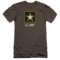 Image for U.S. Army Premium Canvas Premium Shirt - Logo