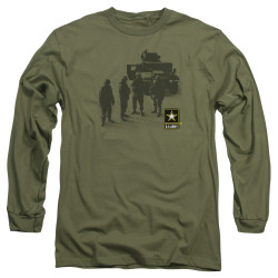 Image for U.S. Army Long Sleeve Shirt - Strong