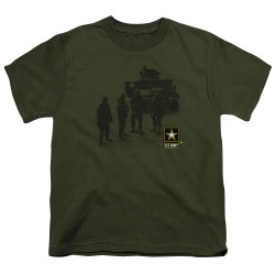 Image for U.S. Army Youth T-Shirt - Strong
