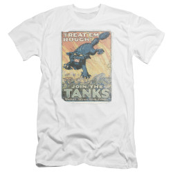 Image for U.S. Army Premium Canvas Premium Shirt - Treat 'Em Rough