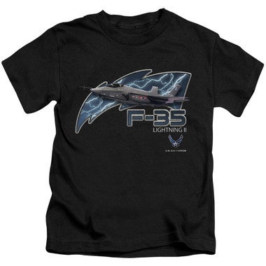 Image for U.S. Air Force Kids T-Shirt - F35
