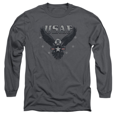 Image for U.S. Air Force Long Sleeve Shirt - Incoming