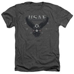 Image for U.S. Air Force Heather T-Shirt - Incoming