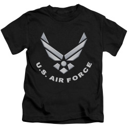 Image for U.S. Air Force Kids T-Shirt - Logo