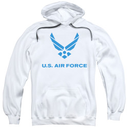 Image for U.S. Air Force Hoodie - Distressed Logo
