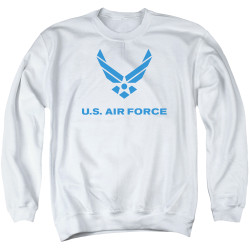 Image for U.S. Air Force Crewneck - Distressed Logo