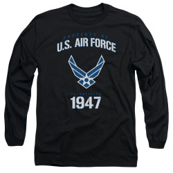 Image for U.S. Air Force Long Sleeve Shirt - Property of the United States Air Force