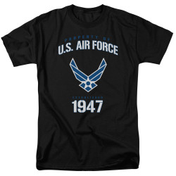 Image for U.S. Air Force T-Shirt - Property of the United States Air Force
