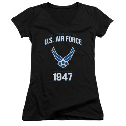 Image for U.S. Air Force Girls V Neck - Property of the United States Air Force