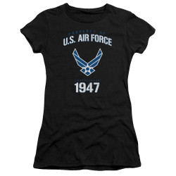 Image for U.S. Air Force Juniors Premium Bella T-Shirt - Property of the United States Air Force