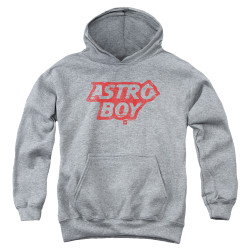 Image for Astro Boy Youth Hoodie - Logo