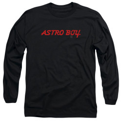 Image for Astro Boy Long Sleeve Shirt - Classic Logo