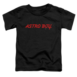Image for Astro Boy Toddler T-Shirt - Classic Logo