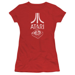 Image for Atari Girls T-Shirt - Stick Logo
