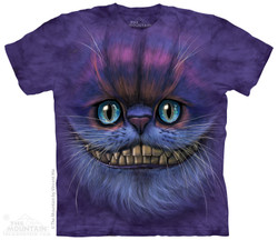 Image for The Mountain T-Shirt - BF Cheshire Cat