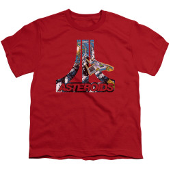 Image for Atari Youth T-Shirt - Asteroids Atari