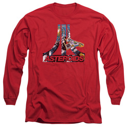 Image for Atari Long Sleeve T-Shirt - Asteroids Atari