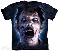 Image for The Mountain T-Shirt - Moonlit Zombie