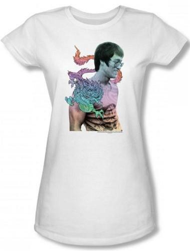Image for Bruce Lee Girls T-Shirt - A Little Bruce T-Shirt