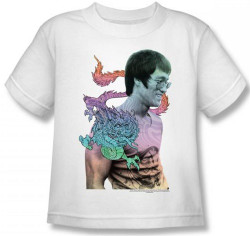 Image for Bruce Lee Kids T-Shirt - A Little Bruce