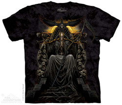 Image for The Mountain T-Shirt - Death Throne