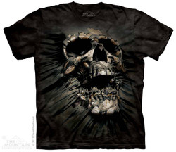 Image for The Mountain T-Shirt - Breakthrough Skull