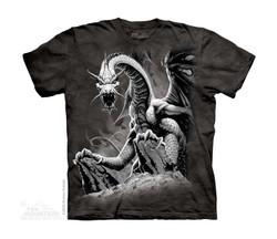 Image for The Mountain Youth T-Shirt - Black Dragon