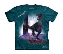 Image for The Mountain Youth T-Shirt - Rex
