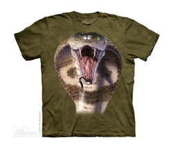 Image for The Mountain Youth T-Shirt - Cobra
