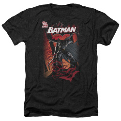 Image for Batman Heather T-Shirt - #655 Cover