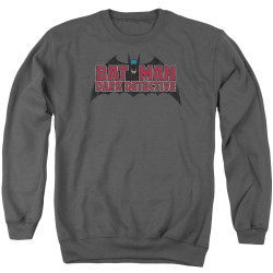 Image for Batman Crewneck - Dark Detective