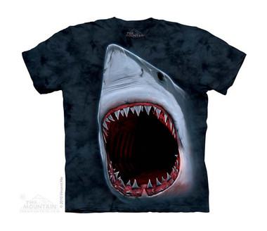 Image for The Mountain Youth T-Shirt - Shark Bite