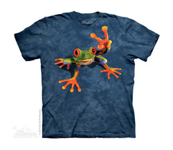 Image for The Mountain Youth T-Shirt - Victory Frog