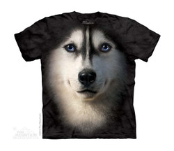 Image for The Mountain Youth T-Shirt - Siberian Face