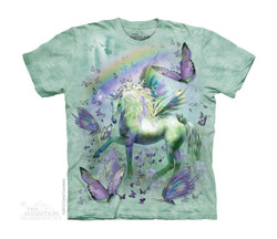 Image for The Mountain Youth T-Shirt - Unicorn & Butter