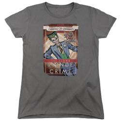Image for Batman Womans T-Shirt - Clown Prince