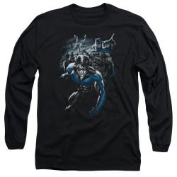 Image for Batman Long Sleeve T-Shirt - Dynamic Duo