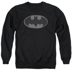 Image for Batman Crewneck - Chainmail Shield