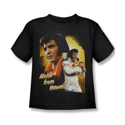 Image for Elvis Kids T-Shirt - Aloha