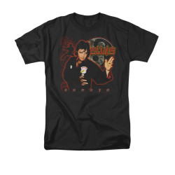 Image for Elvis T-Shirt - Karate