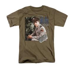 Image for Elvis T-Shirt - GI Blues