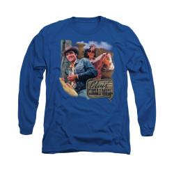 Image for Elvis Long Sleeve T-Shirt - Ranch